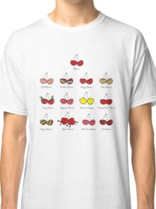 I Love My Cheeky Cherries! Classic T-Shirt