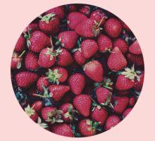 Summer Strawberries Kids Clothes