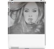 Adele iPad Case/Skin