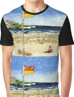 Bondi Summer Graphic T-Shirt