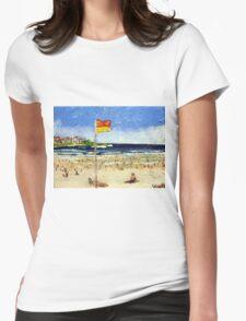 Bondi Summer Womens Fitted T-Shirt