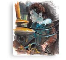Allonsy-Rat! Canvas Print