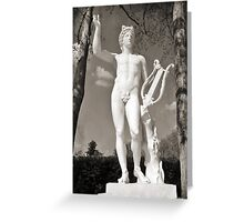 Apollo Greeting Card