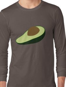 Avocados are alligator pears or fertility fruit Long Sleeve T-Shirt