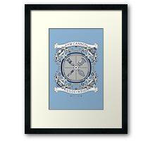Arm Cannon Association Framed Print