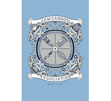 Arm Cannon Association Photographic Print