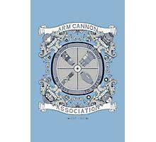 Arm Cannon Association Photographic Print