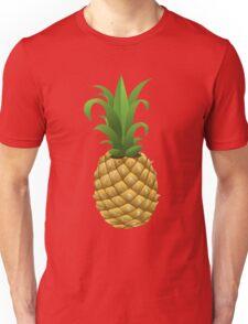 Pineapple exotic juicy fruit Unisex T-Shirt