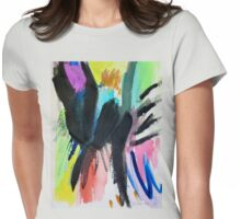 Inky Womens Fitted T-Shirt