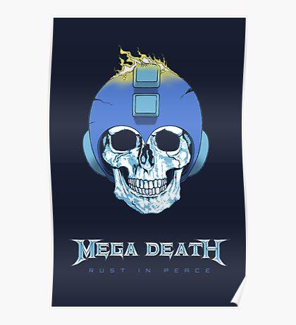 Mega Death Poster