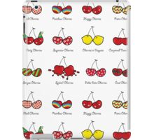 Oh My Cheeky Cherries! iPad Case/Skin