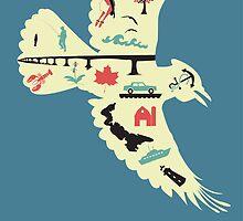 Prince Edward Island Poster by Tupps