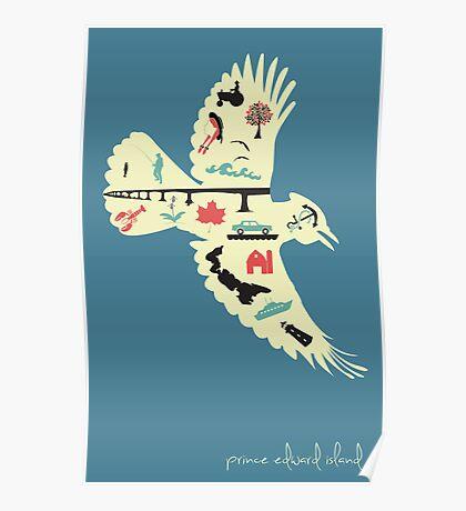 Prince Edward Island Poster Poster