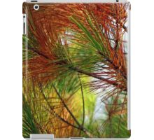 pine brush iPad Case/Skin
