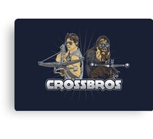 Crossbros Canvas Print