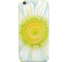camomile flower iPhone Case/Skin