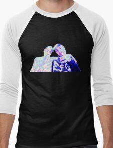 Keith Ape x Okasian Men's Baseball ¾ T-Shirt