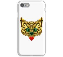 golden fox  iPhone Case/Skin