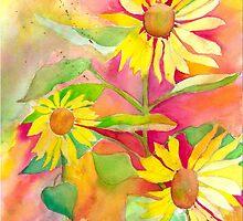 Sunflowers by kbperez