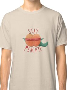 stay peachy  Classic T-Shirt