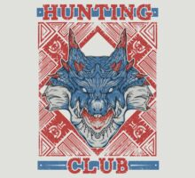 Hunting Club: Lagiacrus by MeleeNinja