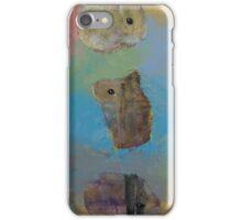 Three Little Hamsters iPhone Case/Skin