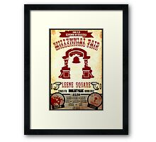 Millennial Fair Framed Print