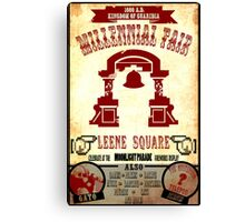 Millennial Fair Canvas Print
