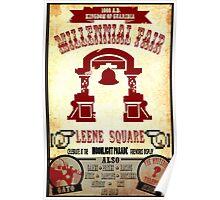 Millennial Fair Poster