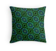 Abstract Design Pattern 535C Throw Pillow