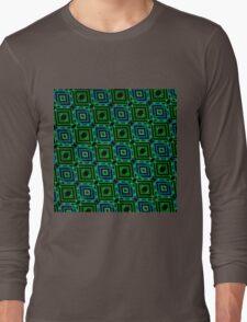 Abstract Design Pattern 535C Long Sleeve T-Shirt