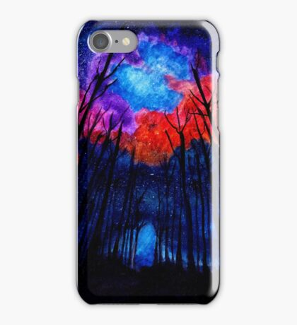 Colors of the Night iPhone Case/Skin
