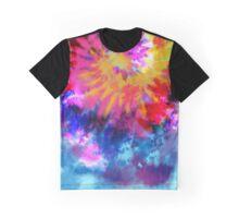 Spiral Spark Graphic T-Shirt