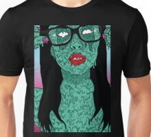 Grime Urban Pin Up Girl Unisex T-Shirt