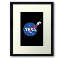 Metroid Space Program: Breaking Orbit Framed Print