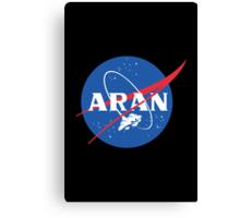 Metroid Space Program: Holding Orbit Canvas Print
