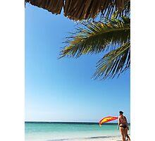 Cuba - Cayo Jutias Beach Photographic Print