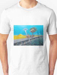 The ride of passions Unisex T-Shirt