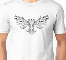 OWL – Go find your wings and fly Unisex T-Shirt