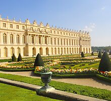 The view from Versailles by laphotographe