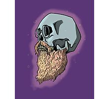 Death of a Craft Beer Drinker Photographic Print