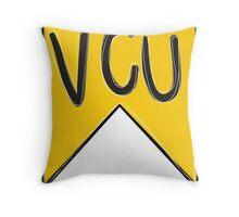 VCU Flag Throw Pillow