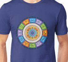 Zodiac Reflections Unisex T-Shirt