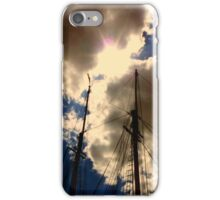 Appledore IV - Sunny-Side Up iPhone Case/Skin