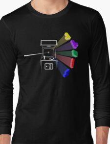 Tetris Floyd Long Sleeve T-Shirt