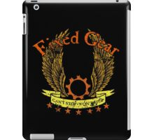 Fixed Gear - Cant Stop Wont Stop! iPad Case/Skin