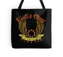 Fixed Gear - Cant Stop Wont Stop! Tote Bag