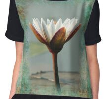 Hand of Life Chiffon Top