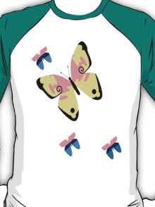 Butterfly Valerie and Sylveon T-Shirt