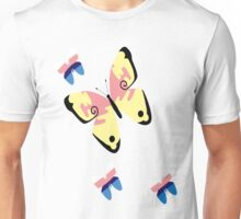 Butterfly Valerie and Sylveon Unisex T-Shirt